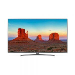 خرید تلویزیون ال جی 65 اینچ مدل UK6700 با تخفیف عالی و ارسال رایگان در سراسر ایران - دارای نماد اعتماد