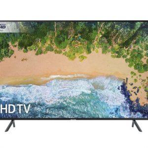 خرید تلویزیون سامسونگ 55 اینچ مدل NU7100 با تخفیف عالی و ارسال رایگان در سراسر ایران - دارای نماد اعتماد