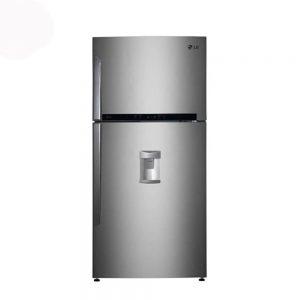 خرید یخچال بالا پایین ال جی مدل  GRB-802 با تخفیف عالی و ارسال رایگان در سراسر ایران - دارای نماد اعتماد