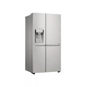 خرید یخچال بنتلی 30 فوت ال جی ساید بای ساید مدل LG SIDE BY SIDE GC-j287 با تخفیف عالی و ارسال رایگان در سراسر ایران - دارای نماد اعتماد