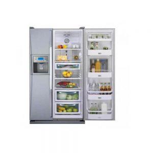 خرید یخچال ساید بای ساید دوو  مدل 2811 با نمایشگر لمسی دیجیتال با تخفیف عالی و ارسال رایگان در سراسر ایران - دارای نماد اعتماد