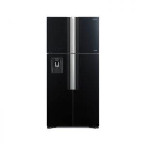 خرید یخچال ساید بای ساید هیتاچی مدل R-W760 چهار درب با تخفیف عالی و ارسال رایگان در سراسر ایران - دارای نماد اعتماد