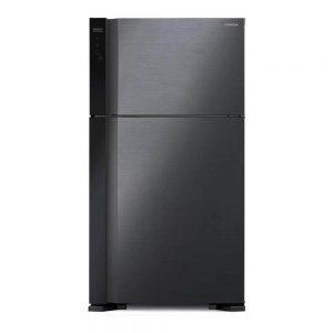 خرید یخچال فریزر دو درب نقره ای هیتاچی مدل Hitachi Refrigerator R-VG660PUQ3 با تخفیف عالی و ارسال رایگان در سراسر ایران - دارای نماد اعتماد