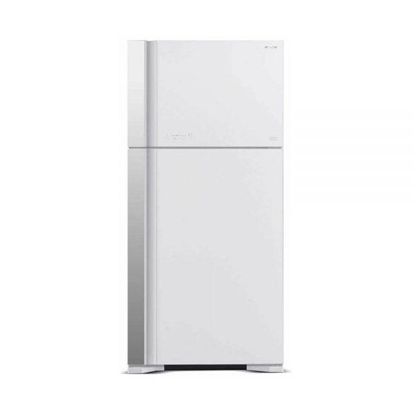 خرید یخچال فریزر سفید هیتاچی Hitachi Refrigerator R-VG660PUQ3 با تخفیف عالی و ارسال رایگان در سراسر ایران - دارای نماد اعتماد