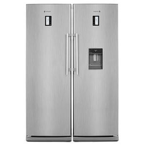 خرید یخچال فریزر دوقلو اسنوا مدل S5-S6 0180TI بدون پیش پرداخت و کاملاً قسطی